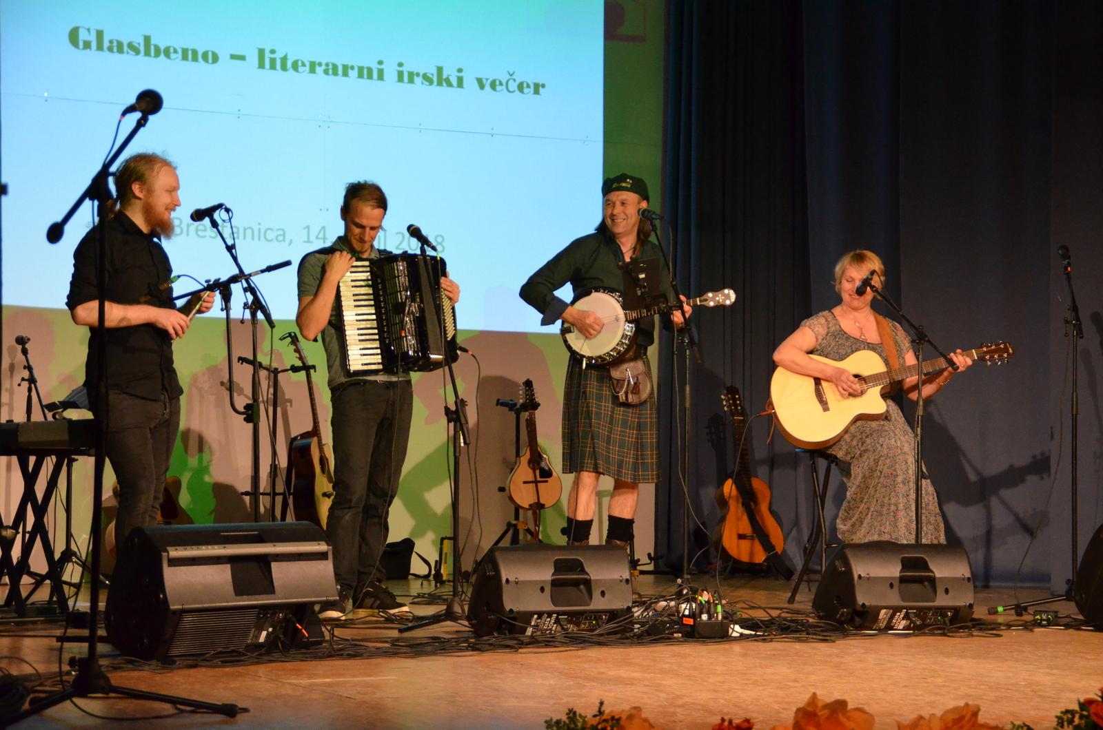AMART 2018 – Veliki irski večer v Brestanici