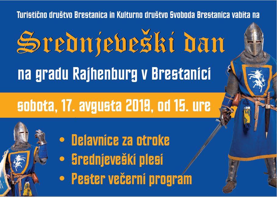 Srednjeveški dan na gradu Rajhenburg 2019